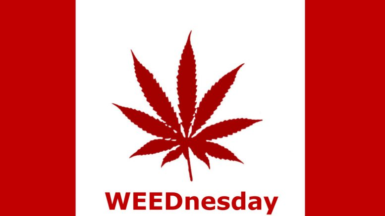 WEEDnesday - Wednesday weed day for canadians