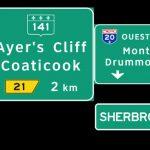 Élue à la tête du Québec, Martine Ouellet forcerait les villes avec un nom anglophone à changer de nom