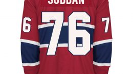 Un des chandails de P.K. Subban qui était en liquidation au Black Friday