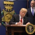 Donald Trump signe son 244e décret et devient le président le plus efficace depuis 40 ans