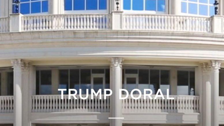 Barack Obama devient membre du Trump National Doral