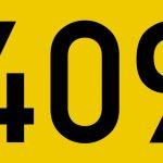 409$ pour fêter le 409e anniversaire de Québec