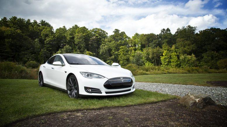 Automobiles électriques