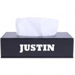 Le papier-mouchoir Justin bientôt disponible au Canada