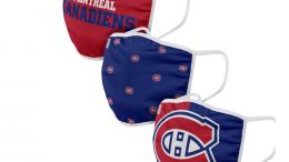 La Direction de la Santé Publique du Québec est formelle, Carey Price devra porter un masque sous son masque lors des matchs au Centre Bell